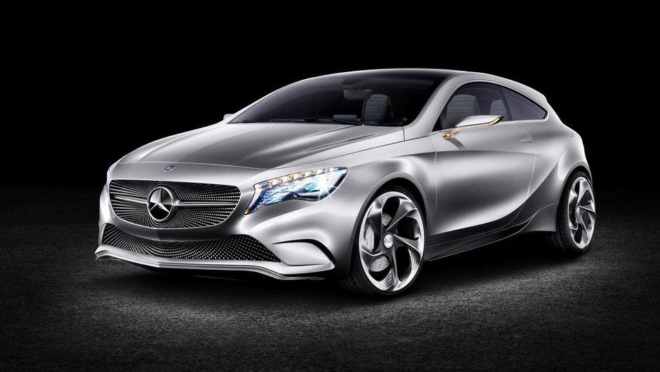 Salon de Shanghai 2011 : Mercedes Classe A Concept