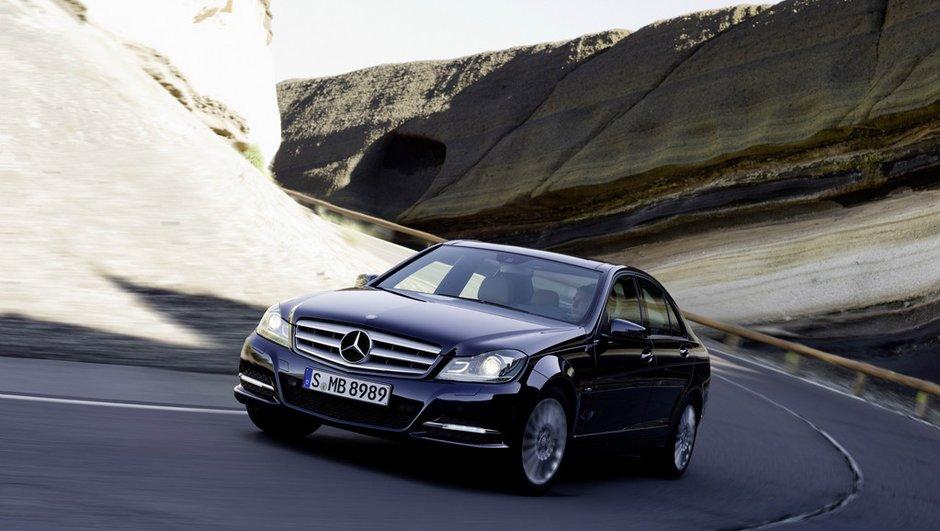 La nouvelle Mercedes Classe C se dévoile