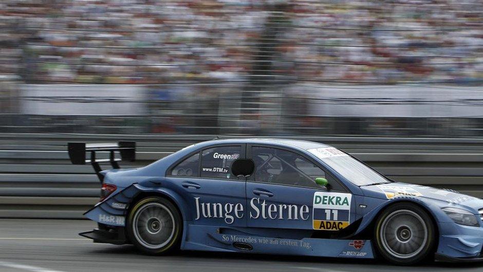 DTM 2010 - Norisring : victoire de Jamie Green devant Ekström