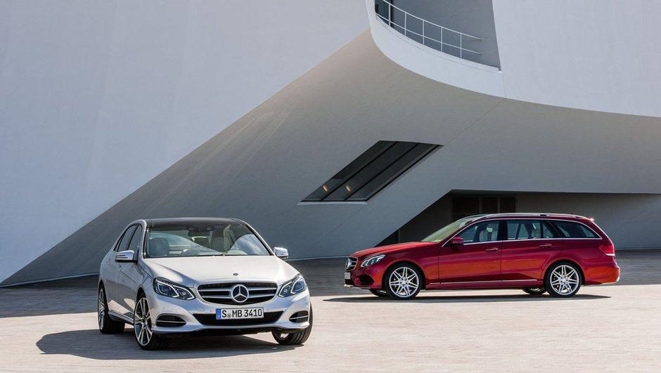 Mercedes Classe E 2013 : plus dynamique, plus de moteurs