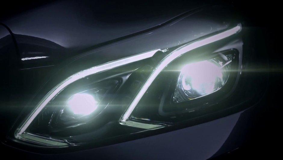 Vidéo : Nouvelle Mercedes Classe E 2013 en bande-annonce