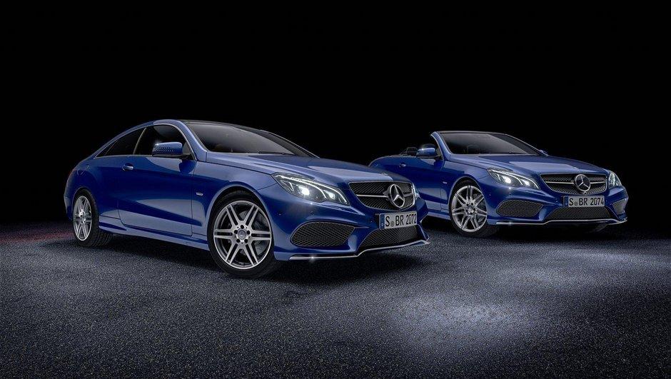 """Mercedes-Benz Classe E Coupé et Cabriolet: 2 éditions spéciales """"Sport"""""""