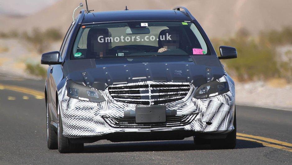 Mondial de l'Auto 2012 : Mercedes Classe E restylée en approche