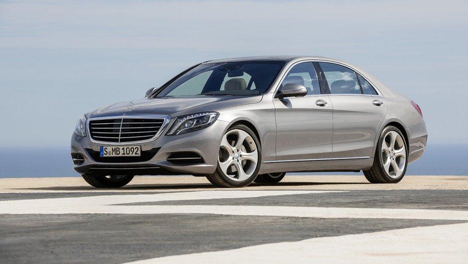 """Nouvelle Mercedes Classe S 2013 : """"La meilleure voiture au monde"""" ?"""