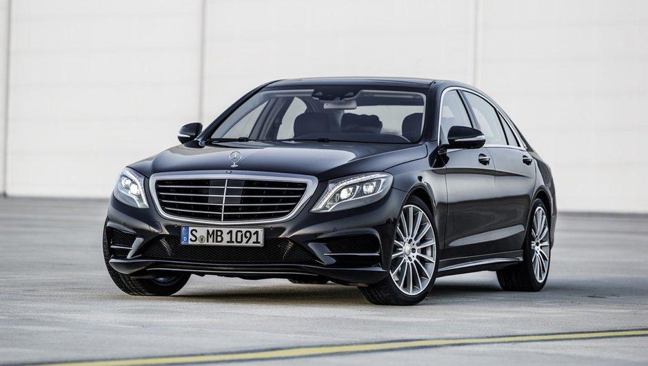 Mercedes Classe S 2013 : photos et infos officielles