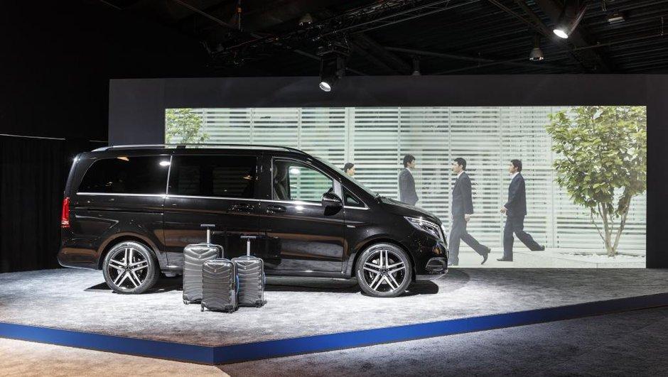 Nouvelle Mercedes Classe V 2014 : le haut de gamme des grandes familles ?