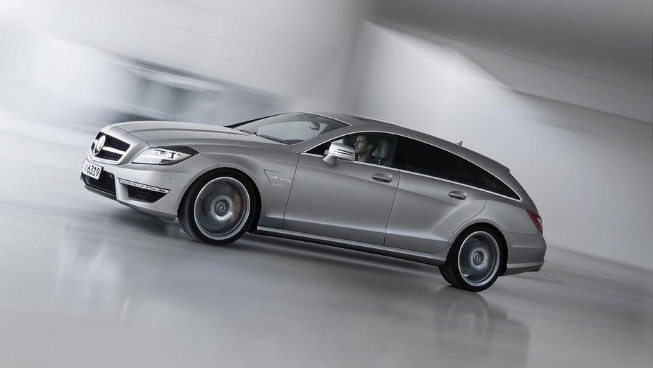 Mercedes CLS Shooting Brake : tous les tarifs