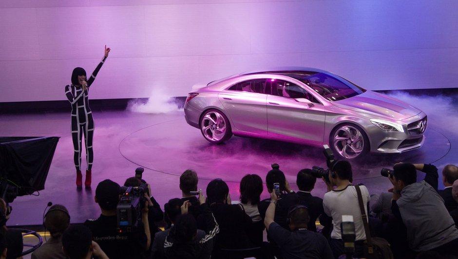 Salon de Pékin 2012 : Mercedes Concept Style Coupé