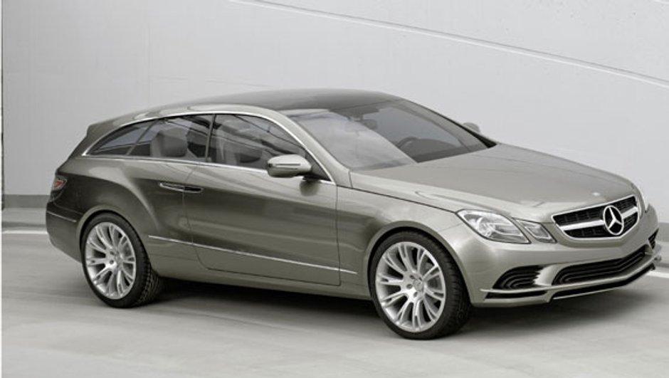 Mercedes Fascination : les prémices de la Classe E