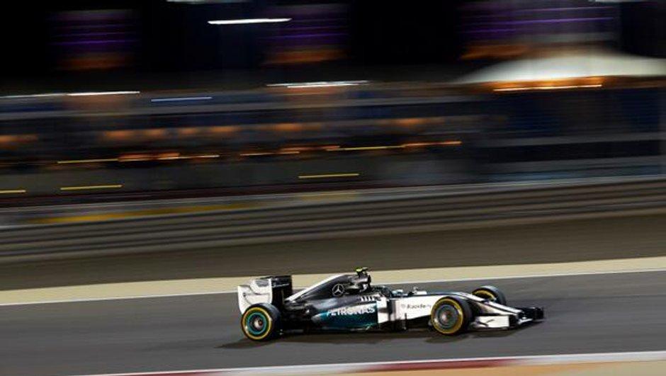 F1 2014 - GP de Bahreïn : Hamilton devance Rosberg au terme d'un beau duel