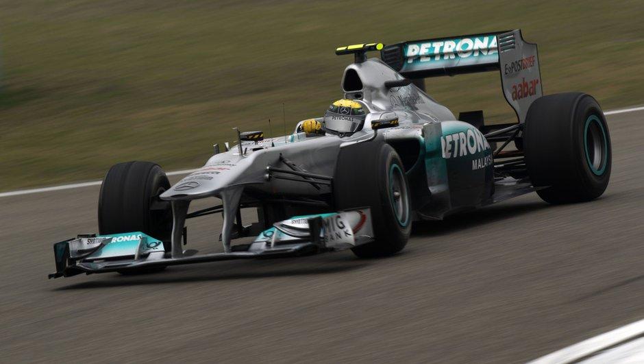 Essais F1 Turquie : McLaren et Mercedes aux commandes des essais libres