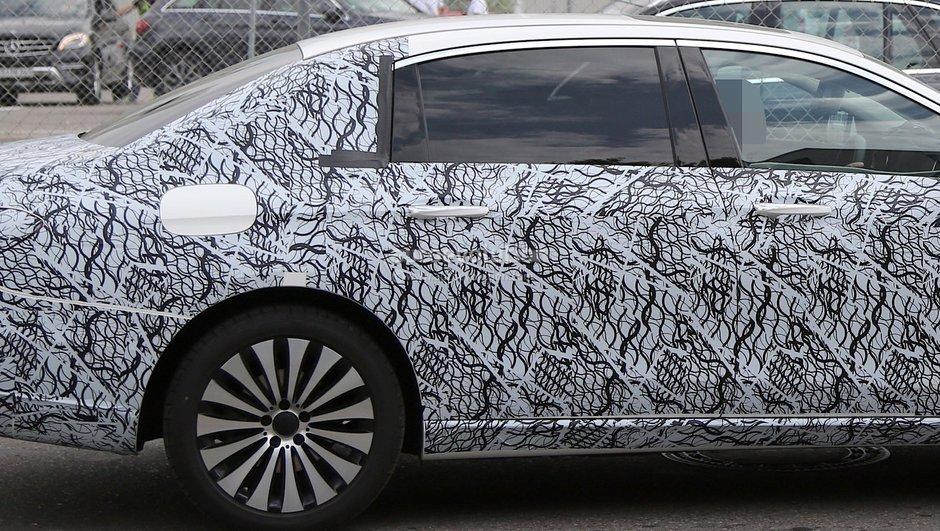 Spyshot : Mercedes Maybach Classe E en vue ?