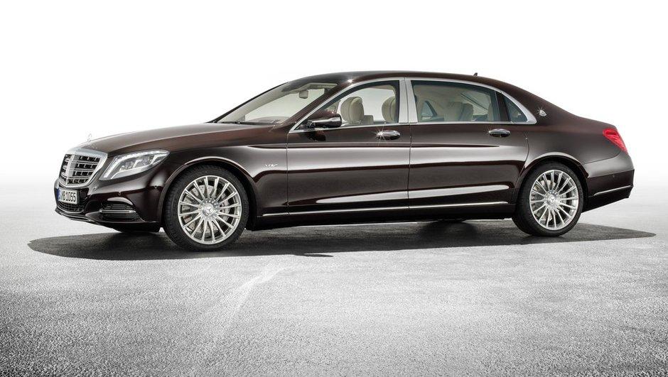 Mercedes-Maybach Classe S 2015 : prix à partir de 150.000 euros ?