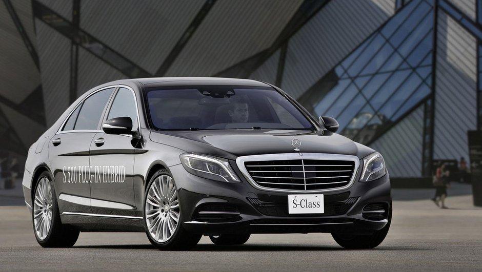 Mercedes-Benz S 500 Plug-In Hybrid 2014 : limousine à l'appétit d'oiseau
