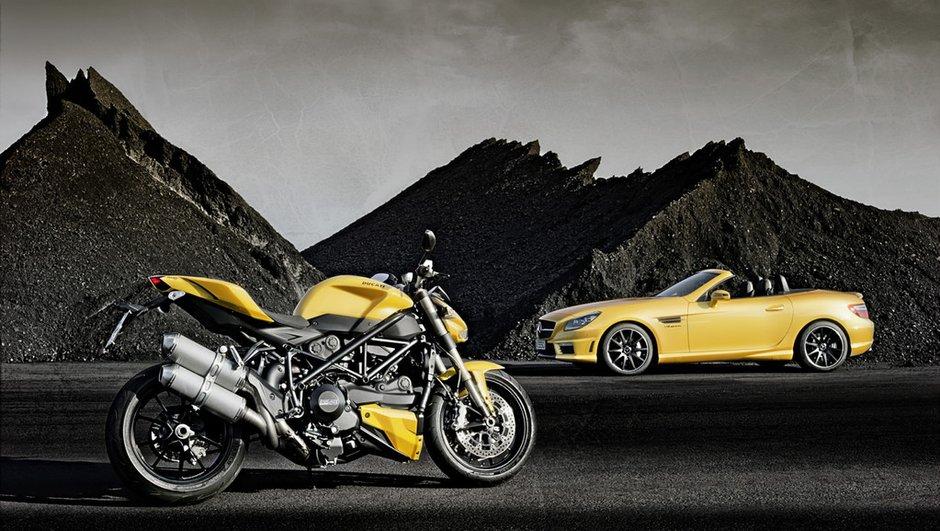 Ducati : Mercedes, BMW et Volkswagen intéressés par le rachat ?