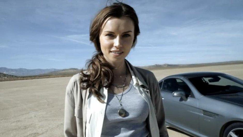 Mercedes : une vidéo interactive pour la nouvelle SLK