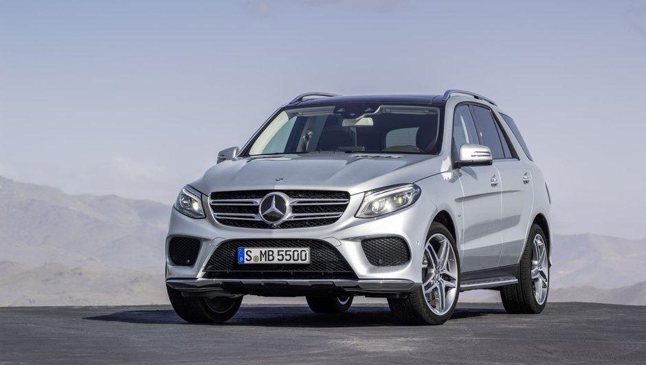 Mercedes-Benz GLE 2015 : un nouveau patronyme pour nouveau faciès