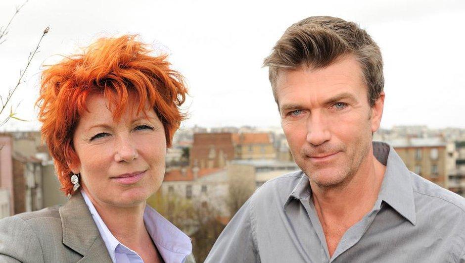 Véronique Genest et Philippe Caroit à nouveau réunis sur TF1