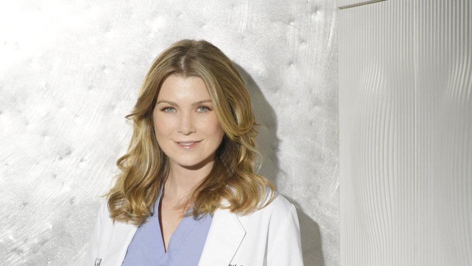 """Ellen Pompeo présente avec humour le """"nouvel amour"""" de Meredith Grey"""
