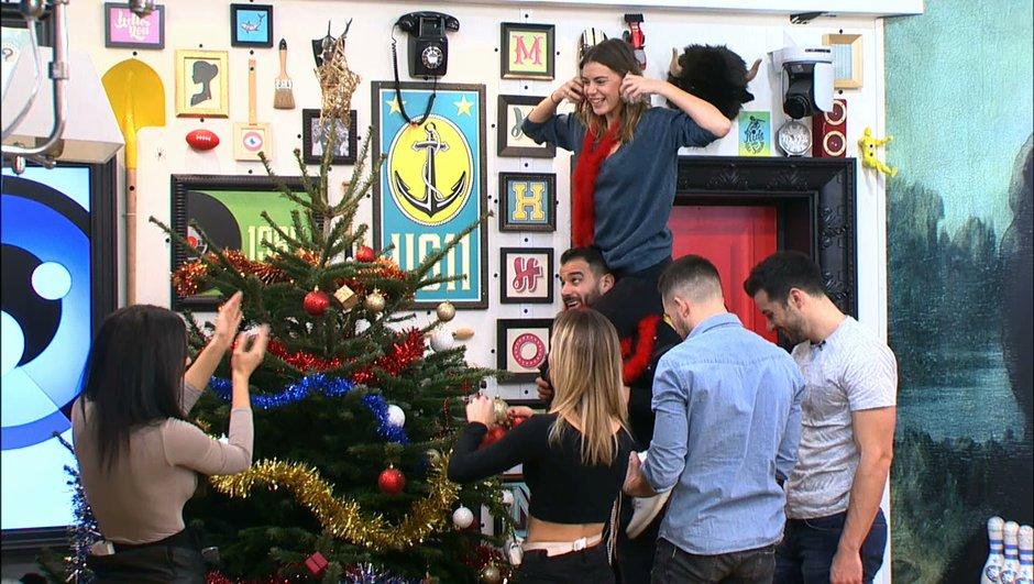 Secret Story 11 : Retrouvailles, magie de Noël et petites tensions... Résumé du vendredi 1er décembre