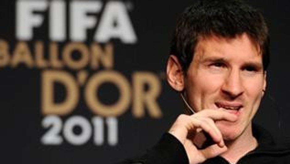 Insolite : Lionel Messi recruté par le SCO d'Angers