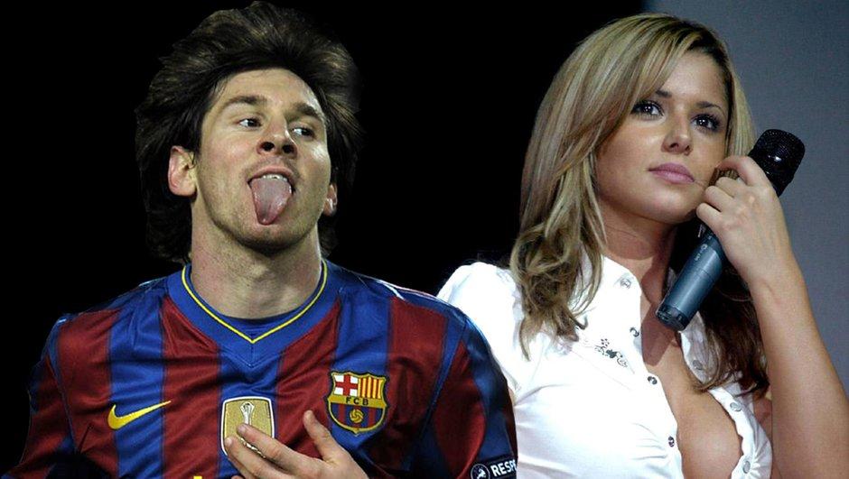 People : Lionel Messi en pince pour Cheryl Cole !