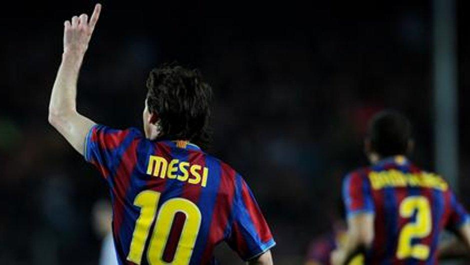 Messi écrit sa légende
