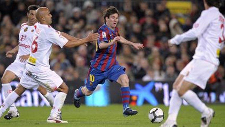 Messi, le petit plus...