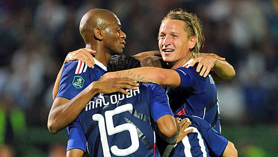 Bosnie- France (0-2) : Un match référence