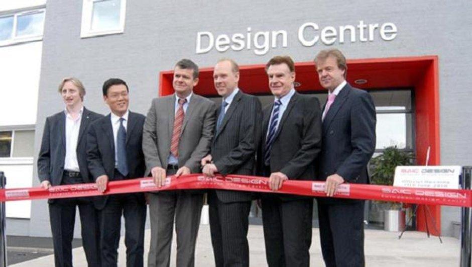 MG Design Centre : un autre retour au Royaume-Uni