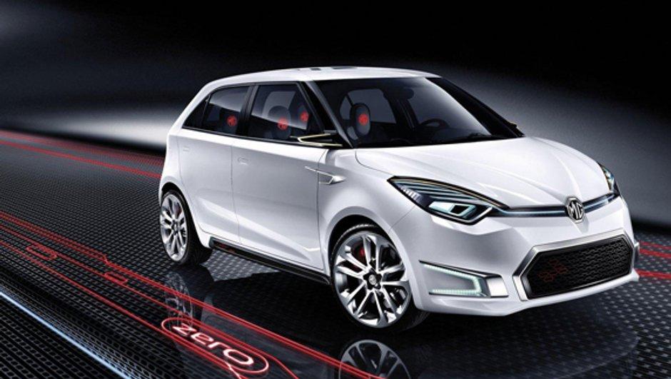 MG Zero, un concept précurseur !