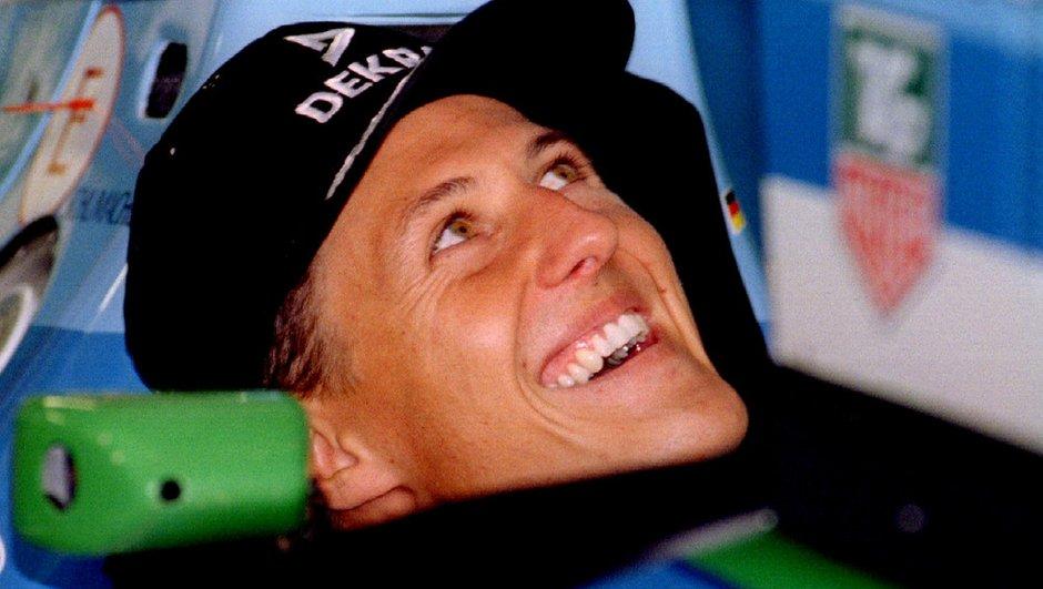 F1 : le site internet de Michael Schumacher relancé pour les 20 ans de son 1er titre