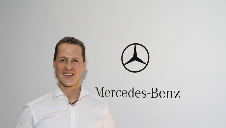 Schumacher n'est plus une machine à gagner