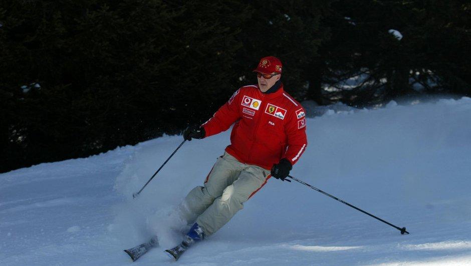 F1 : Schumacher toujours plongé dans le coma