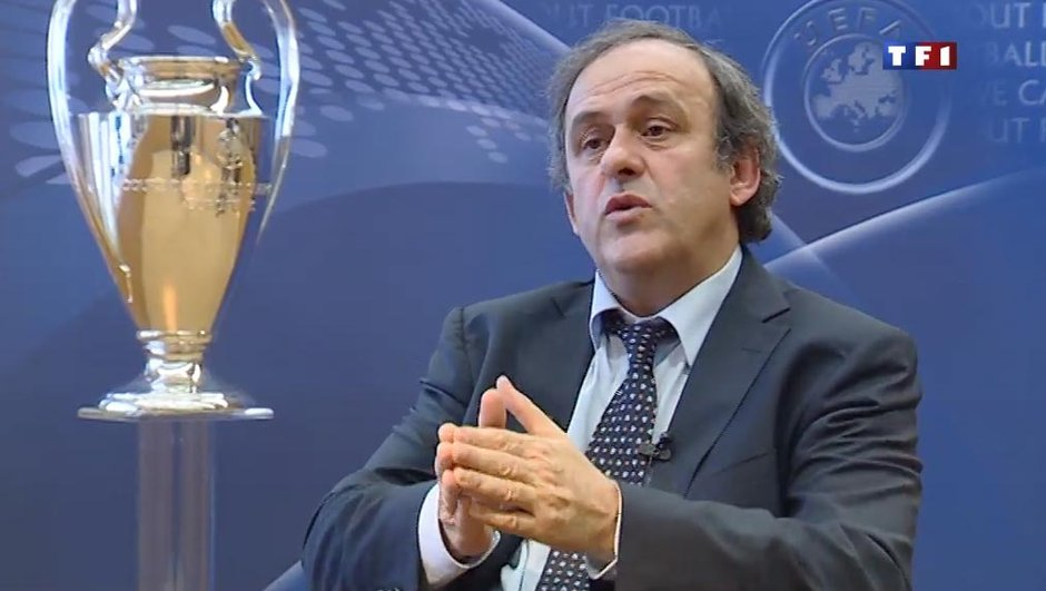 Platini veut son Ballon d'Or version UEFA !