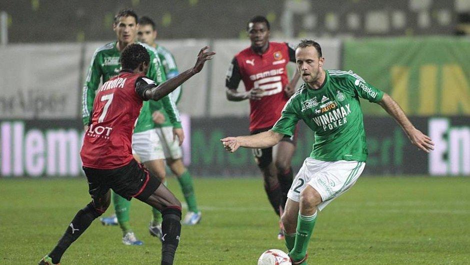 Rennes-ASSE : suivez le match en direct !