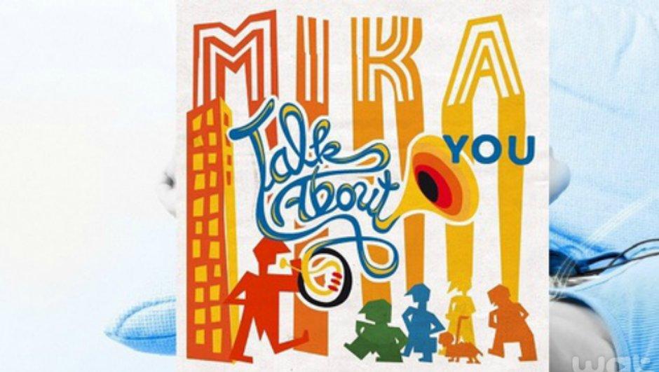 """The Voice 4 : Coach Mika présente son nouveau single """"Talk About You"""""""