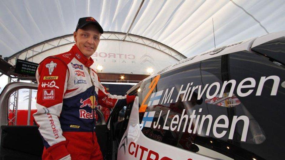 """WRC - Italie : Hirvonen """"attendait ce moment depuis longtemps"""""""