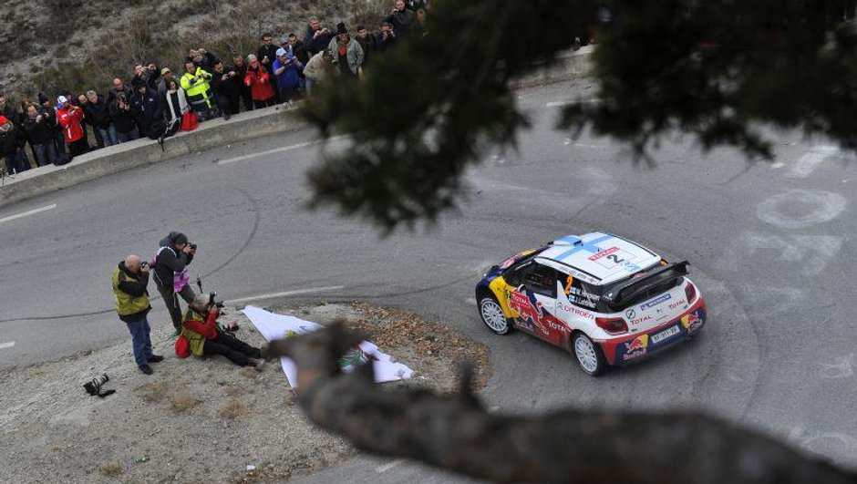 WRC Monte-Carlo 2012 : le final du rallye, classements et interview de Loeb
