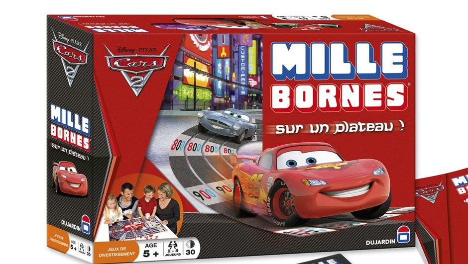 Idée Cadeau N°4 : le Mille Bornes Cars 2