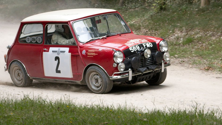 Il y a 60 ans, Alec Issigonis concevait la première Mini