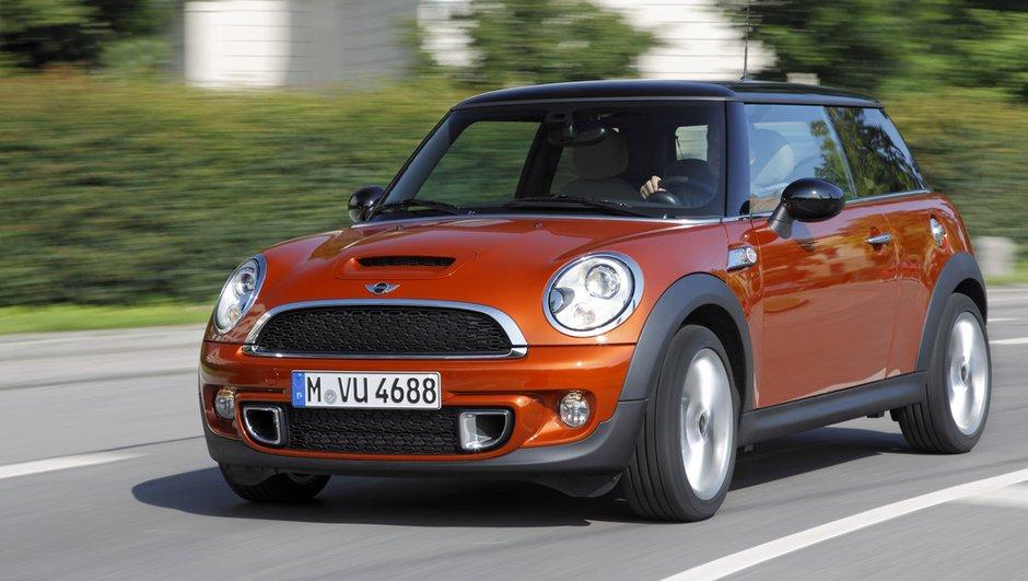 Mini Cooper SD : officielle et présentée au salon de Genève