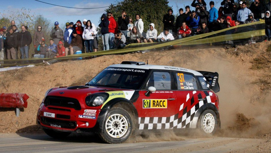 WRC : fiasco de MINI pour 2012 ?