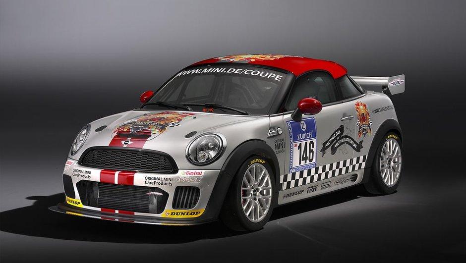 MINI Coupé Endurance : prêt pour les 24h du Nürburgring