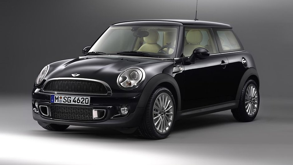 "Mini ""Inspired by Goodwood"" : des petits airs de Rolls-Royce ?"