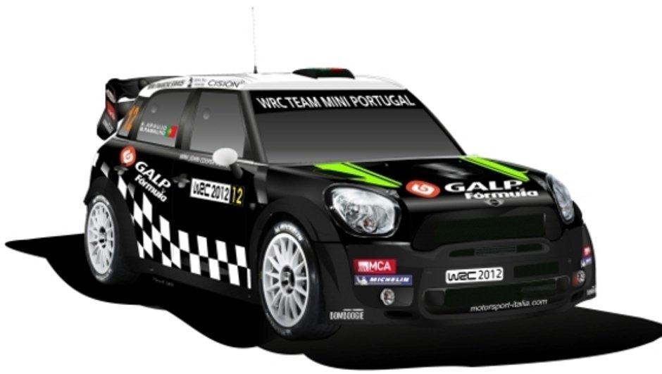 WRC : MINI se sépare de Prodrive, mais continue