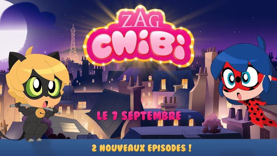 Miraculous Chibi : deux nouveaux épisodes inédits