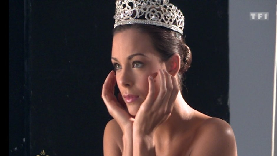 Miss France 2013 en session photo glamour
