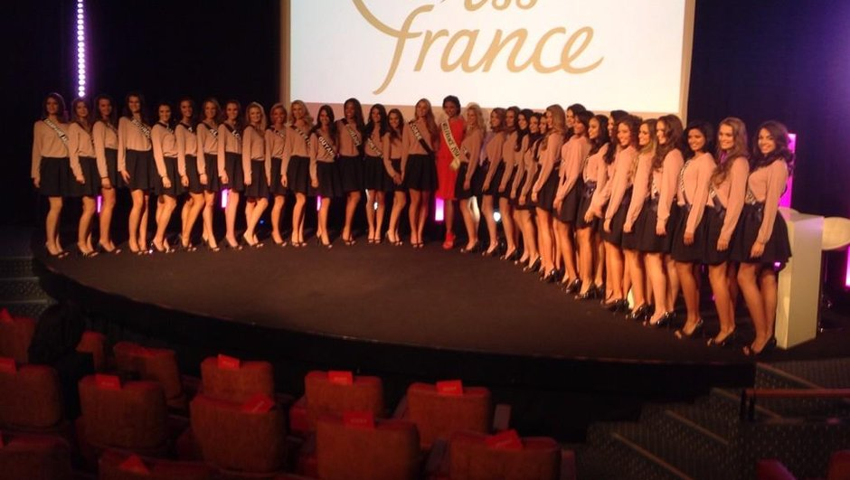 EN IMAGES : Découvrez les 33 prétendantes au titre de Miss France 2015 en photos