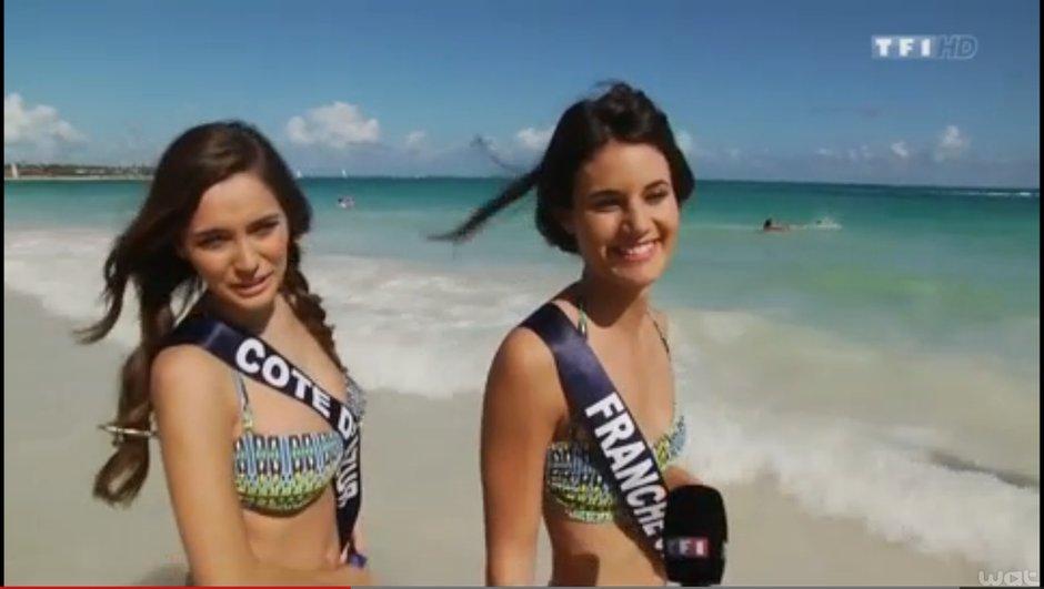 Carnet de bord : Les premières images en maillot des prétendantes Miss France 2015 !